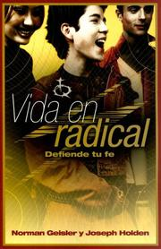 Cover of: Vida en radical