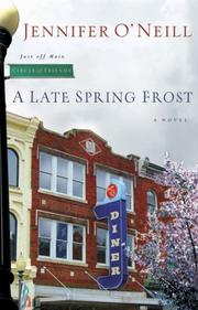 Cover of: A Late Spring Frost (Circle of Friends)
