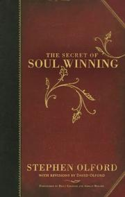 Cover of: The Secret of Soul Winning | Graham, Billy