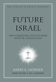 Cover of: Future Israel
