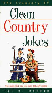 Cover of: The treasury of clean country jokes