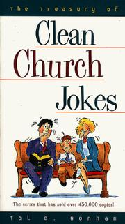 Cover of: The treasury of clean church jokes