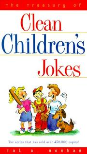 Cover of: The treasury of clean children's jokes