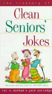 Cover of: The treasury of clean seniors' jokes