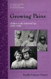 Cover of: Growing pains