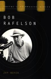 Cover of: Bob Rafelson