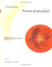 Advances in Psychology, Volume 75: Freud Evaluated: The Completed ARC