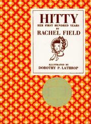 Cover of: Hitty