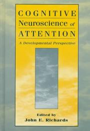 Cover of: Cognitive Neuroscience of Attention