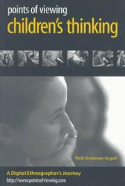 Cover of: Points of viewing children