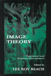 Cover of: Image theory