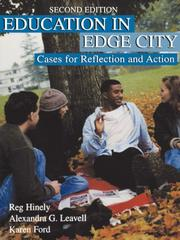 Cover of: Education in Edge City