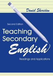 Cover of: Teaching secondary English |