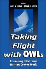 Cover of: Taking flight with OWLs |