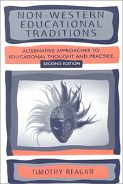Cover of: Non-Western educational traditions