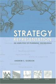 Cover of: Strategy Representation