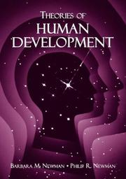 Cover of: Theories of human development