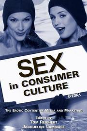Cover of: Sex in Consumer Culture |