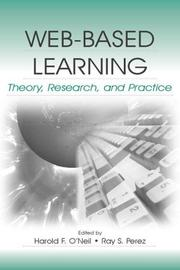 Cover of: Web-based Learning