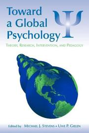 Toward a Global Psychology