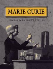 Cover of: Marie Curie