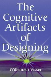 Cover of: The Cognitive Artifacts of Designing
