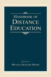 Cover of: Handbook of Distance Education