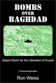 Cover of: Bombs Over Baghdad