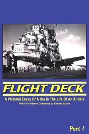 Cover of: Flight Deck | Edward Atkins