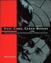 Cover of: Fast Cars, Clean Bodies | Kristin Ross