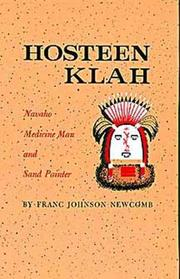 Cover of: Hosteen Klah: Navaho Medicine Man and Sand Painter
