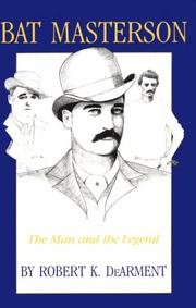 Cover of: Bat Masterson