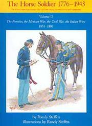 Cover of: The Horse Soldier 1851-1880 | Randy Steffen