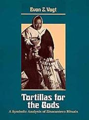 Cover of: Tortillas for the gods