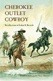 Cover of: Cherokee Outlet Cowboy
