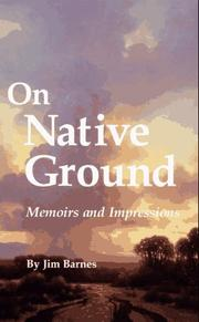 Cover of: On native ground