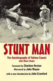 Cover of: Stunt man