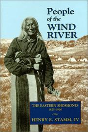 Cover of: People of the Wind River