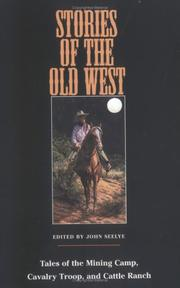 Cover of: Stories of the Old West