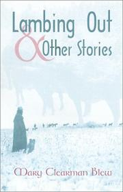 Cover of: Lambing out, and other stories