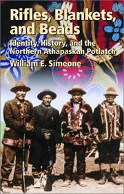 Cover of: Rifles, Blankets and Beads | William E. Simeone