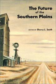 Cover of: The future of the Southern Plains |