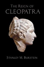 Cover of: The Reign of Cleopatra | Stanley Mayer Burstein