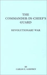 Cover of: The Commander-in-Chief