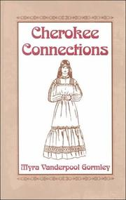 Cover of: Cherokee connections