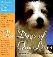 Cover of: The Dogs Of Our Lives