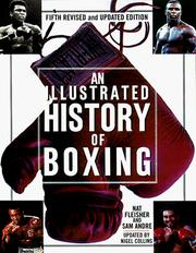 Cover of: An illustrated history of boxing