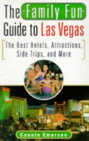 Cover of: FAMILY FUN GUIDE TO LAS VEGAS