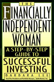 Cover of: The Financially Independent Woman