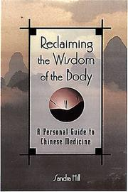Cover of: Reclaiming the Wisdom of the Body
